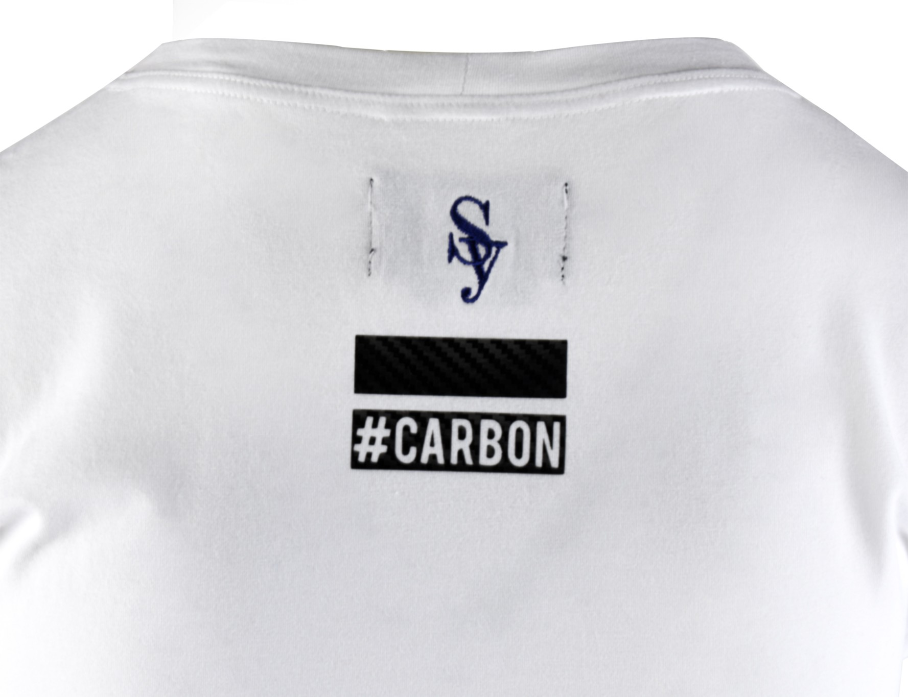 CARBON Limited by Selepceny T-shirt White