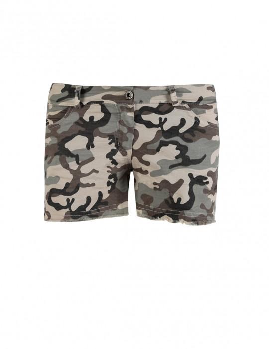Limited Sand Camo Shorts