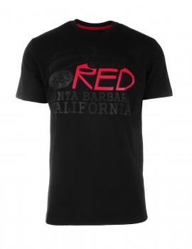 Čierne tričko SANTA BARBARA