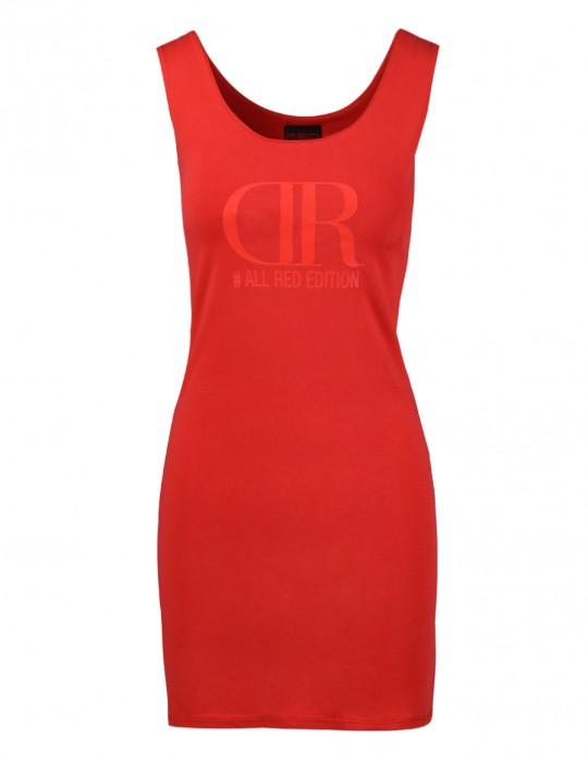 Limited Short Slim Dress ALLRED Edition