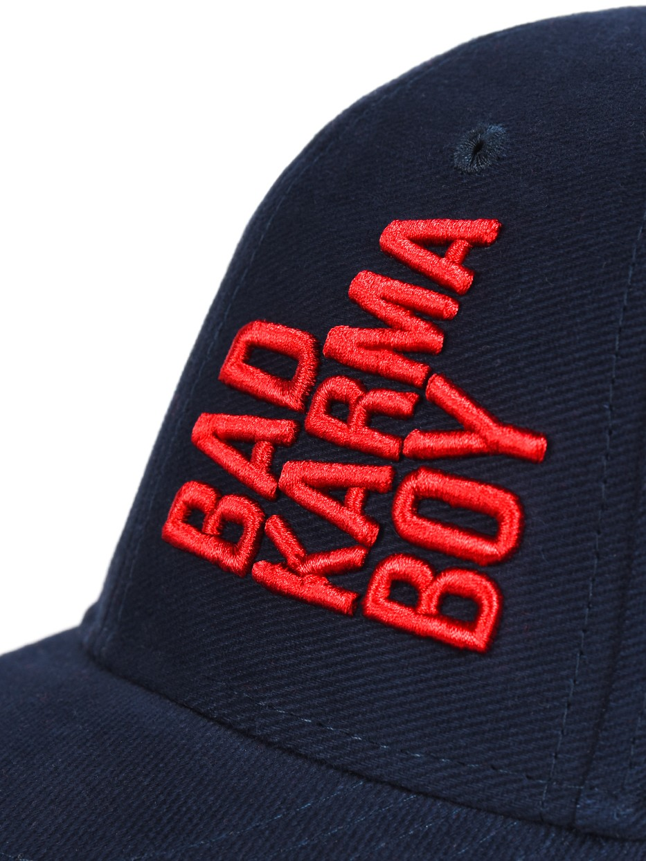 RED KARMA BOY Dark Blue