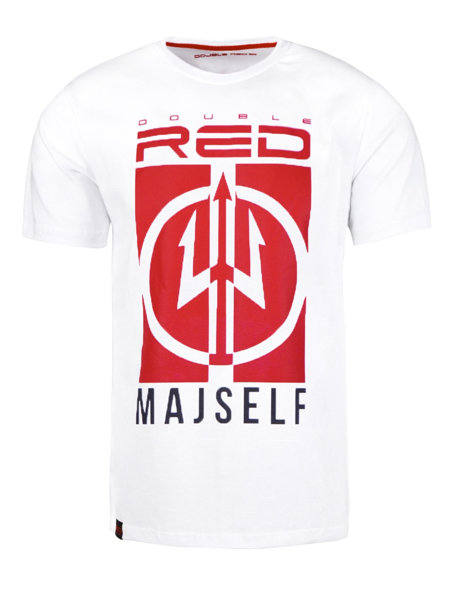 Limited Edition Majself T-Shirt White