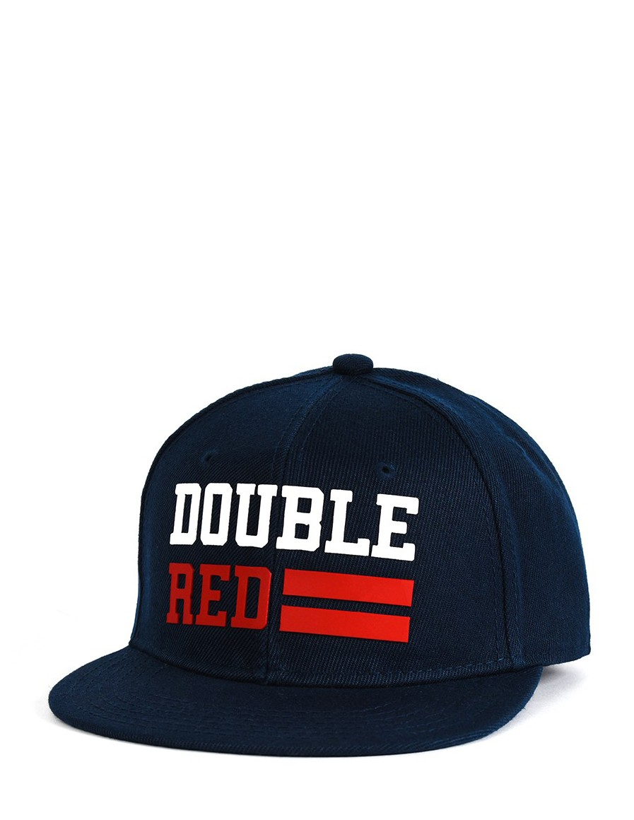 Snapback Cap UNIVERSITY OF RED Dark Blue