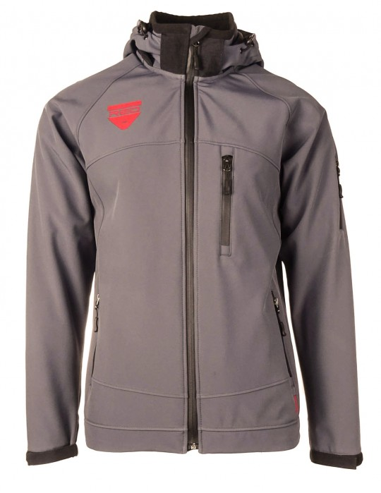 Men's softshell jacket Grey