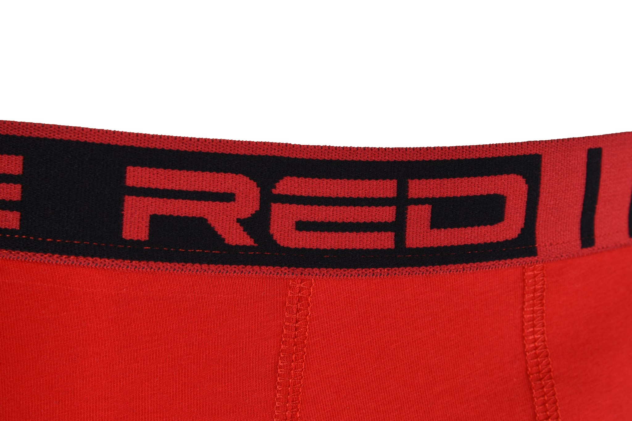 2RED BOXER Red