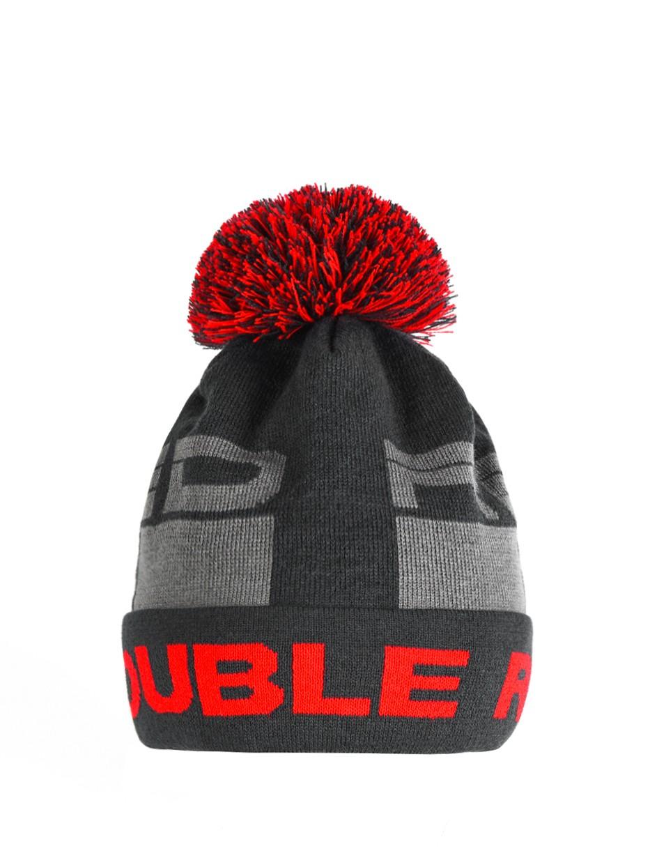 WHISTLER Red/Grey Cap