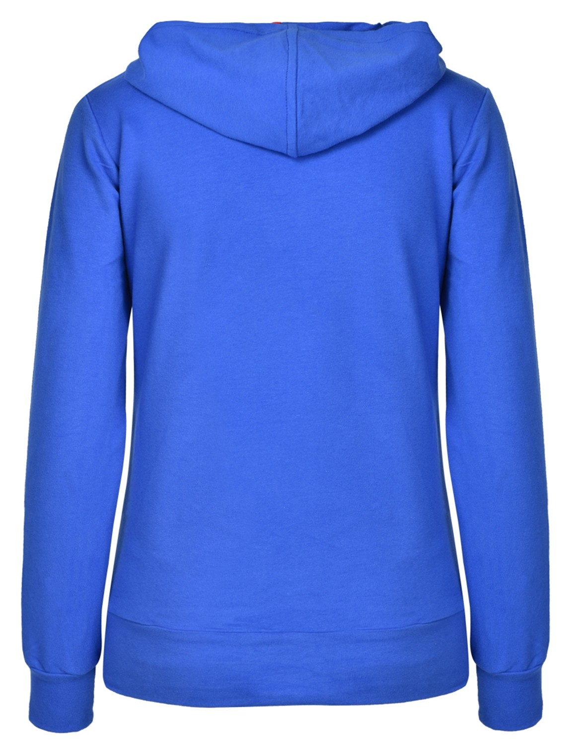 DOUBLE RED Trademark Sweatshirt Blue