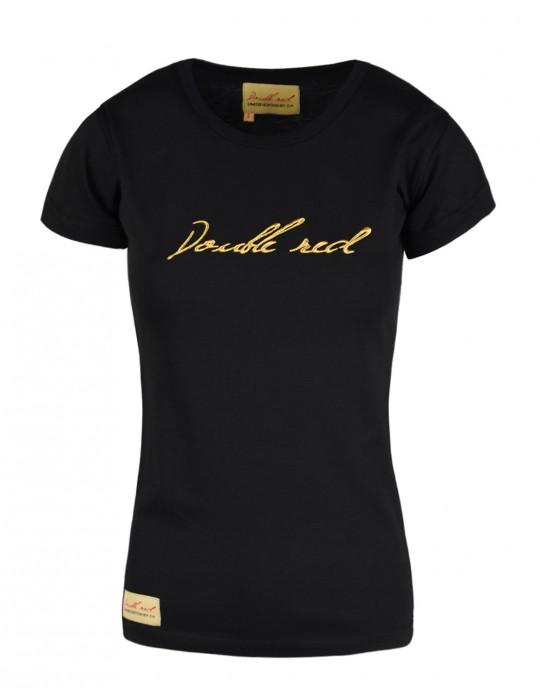 LIMITED QUEEN Zuzana Plačková T-shirt Black