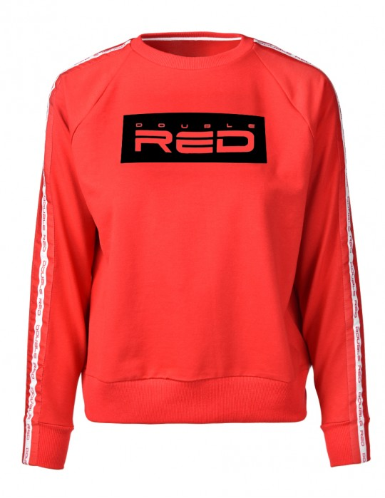 Sweatshirt EMINENCE All Logo Red/Black