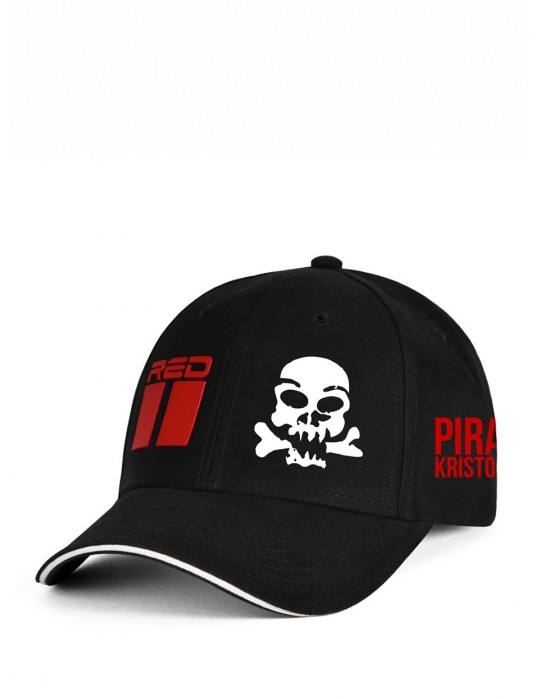 Limited Edition Pirát Krištofič Cap Black