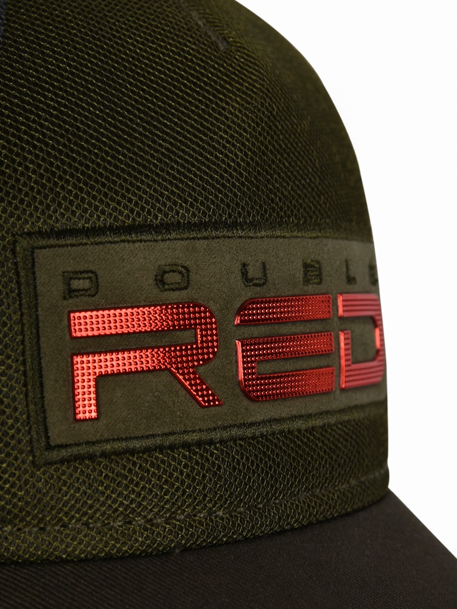 DOUBLE RED EXQUISIT Army Green