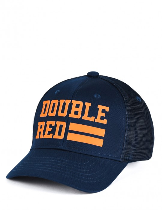 Trucker Cap UNIVERSITY OF RED Dark Blue/Orange