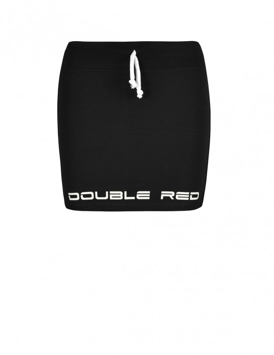 BW Edition RedSkirt Black