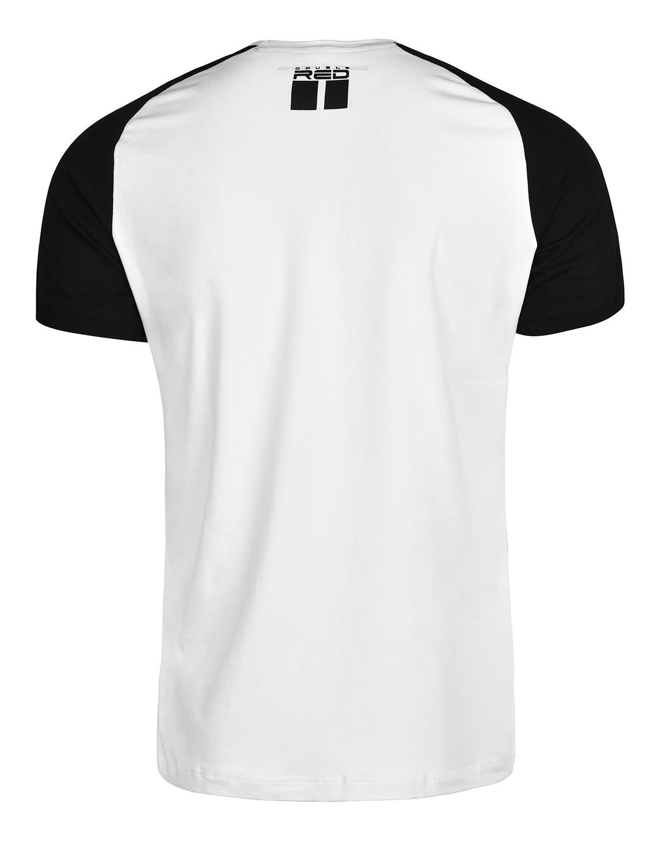 T-Shirt MMA RULES Black/White
