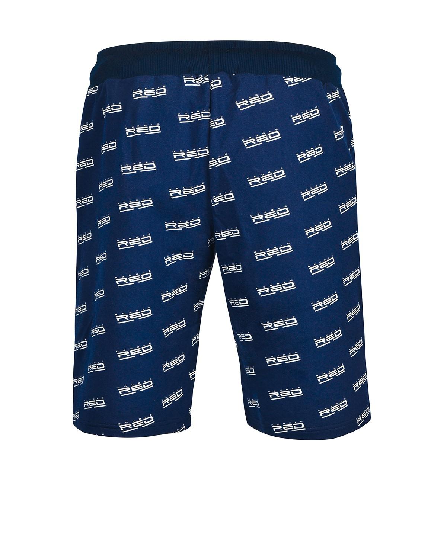 UTTER Shorts FULL LOGO Blue