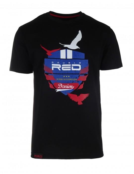 Čierne tričko DR Denim