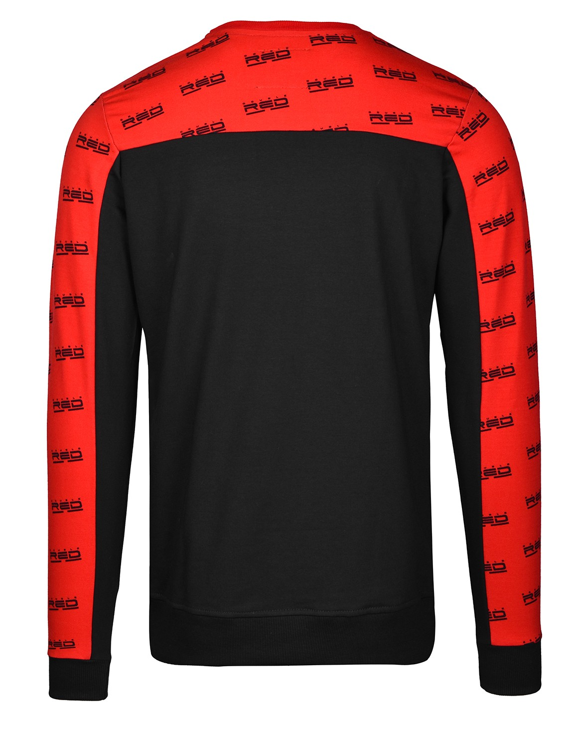 Sweatshirt UTTER FULL LOGO Red