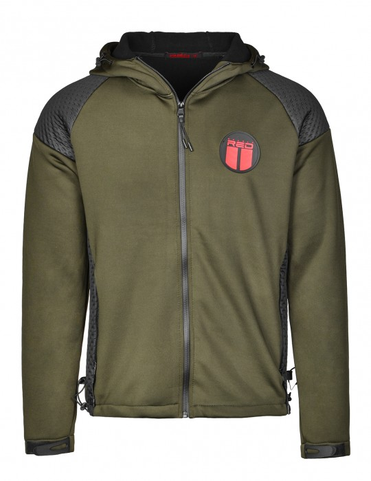 STREET HERO SPORT IS YOUR GANG Jacket Olive