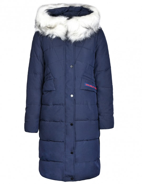 COURCHEVEL Parka Blue