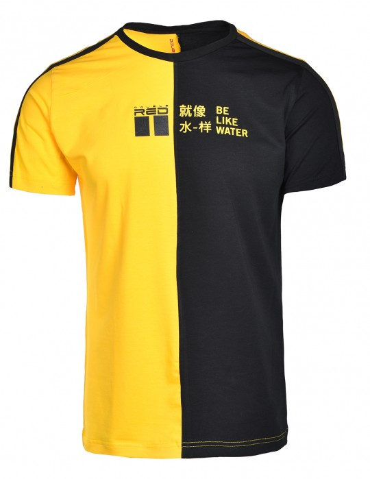 T-shirt DOUBLE FACE KUNG FU Master