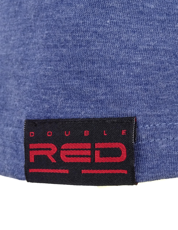 Modré tričko Beware of the Red