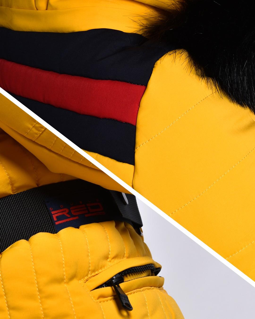 VAL THORENS Jacket Yellow