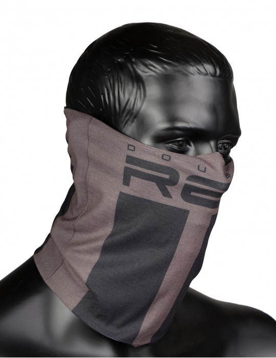 RED SQUAD Snood Brown