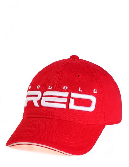 KID Cap Red/White