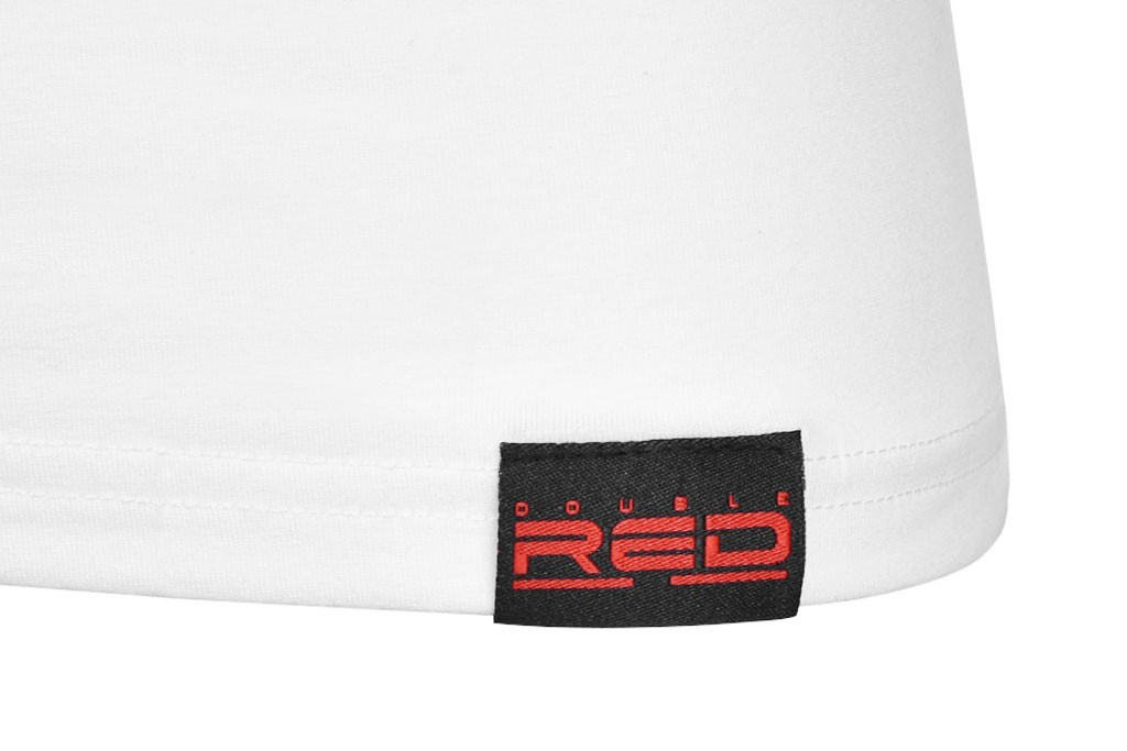 FCK Covid RED TEAM Tank Top  White
