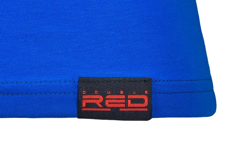 FCK Covid RED TEAM Tank Top Royal Blue