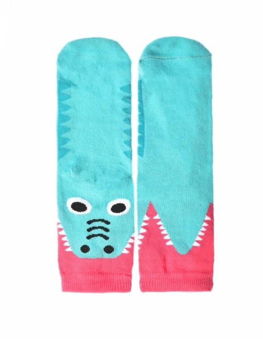 KID Fun Socks Alegator