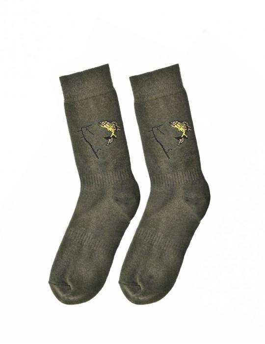 Men's FUN Socks (UN)LUCKY Fish