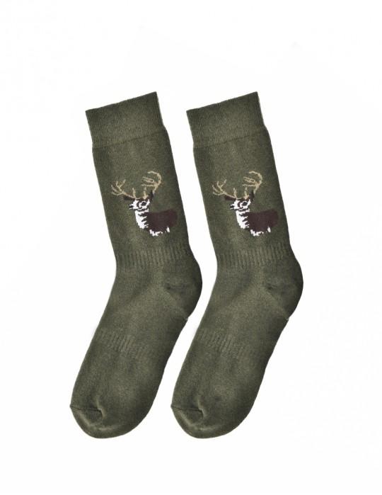 Men's FUN Socks Buck