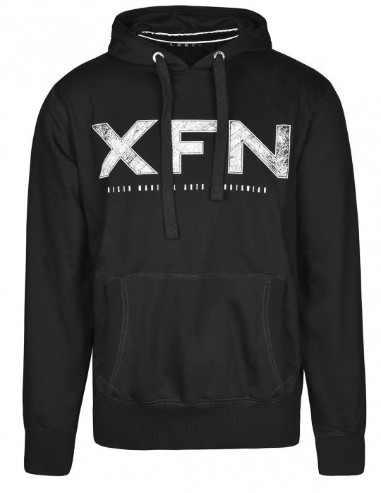 Men XFN Sweatshirt BLACK